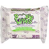 Boogie Infant Wipes, Unscented, 30 Count (Pack of 12)