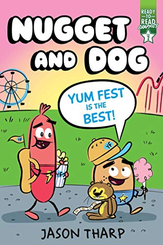 Book Cover: Yum Fest Is the Best!: Ready-to-Read Graphics Level 2