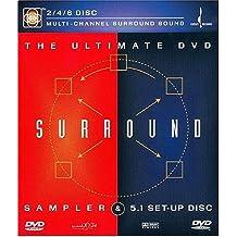 The Ultimate DVD Surround Sound Sampler & 5.1 Set-Up Disc