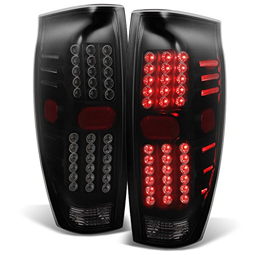 Led Tail Lights For Avalanche