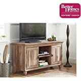 Amazon Com Crossmill Weathered Collection Tv Stand For