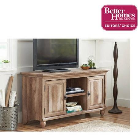 Better Homes and Gardens Crossmill Collection TV Stand Buffet for TVs up to 65