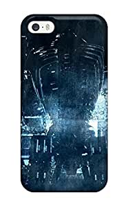 Iphone 5/5s Case Cover Skin : Premium High Quality Real Steel Case