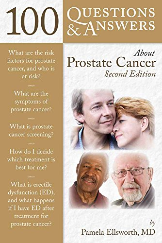 100 Questions    Answers  About Prostate Cancer