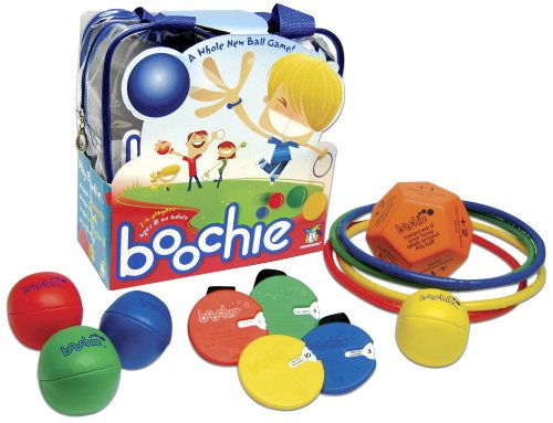 Boochie, A Whole New Ball Game