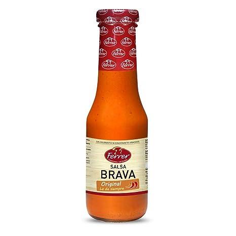 Salsa Brava Ferrer 300g - spanische Gewürzsoße: Amazon.de ...