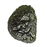 Top Quality Natural Green Moldavite from Czech Republic,Size 21X16X8 mm Jewelry Making Gemstone AG-6088