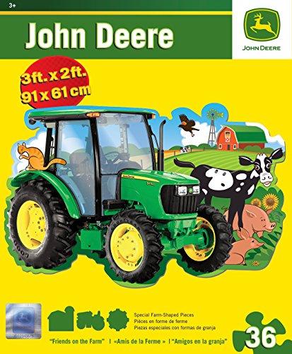 Big Tractor Puzzle - 1