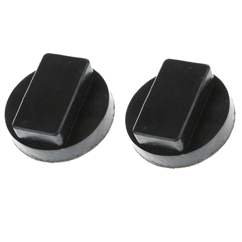 2pcs Practical Auto Car Rubber Jack Pads Tool For BMW Mini R50//52//53//55 AF
