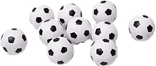 KINGSO pequeño fútbol futbolín de plástico Dure pelota mesa ...