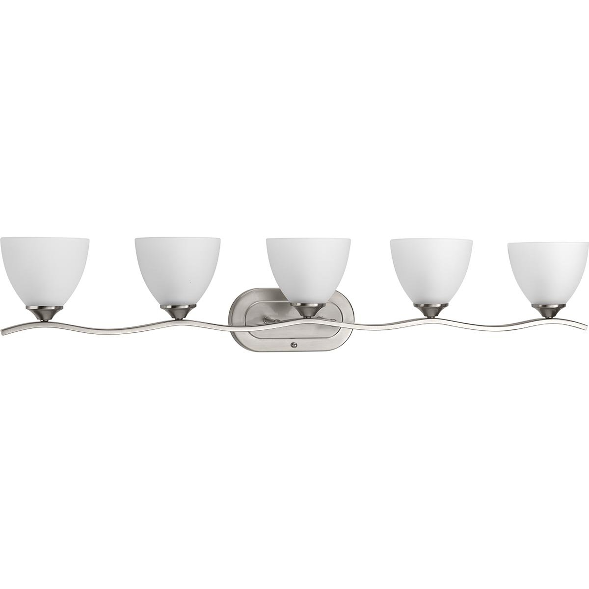 Progress Lighting p300099 – 009 Laird five-light Bath ,グレー B078H6CVD4