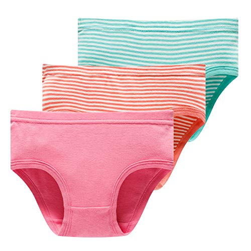 - Winging Day Little Girls Cartoon Soft Hipster Assorted Prints Underwear Size 5/6 (6-Pack)