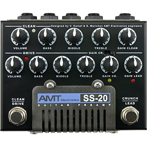 AMT Electronics Tube Guitar Series SS-20 Guitar Preamp (Amt Electronics compare prices)