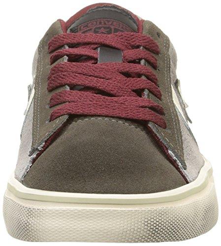 Black Leather Grey Dust Ox Sneaker Lth Converse Adulto Vulc Unisex Pro Suede PCw5xqxFa
