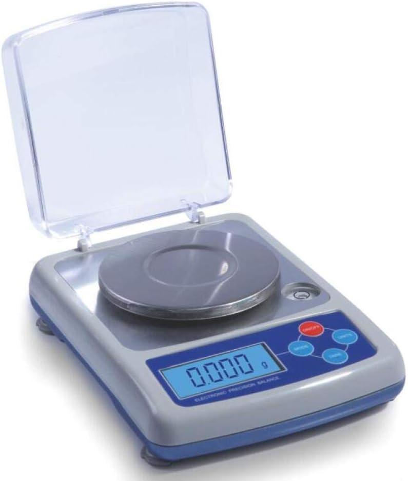 FEE-ZC Cocina Hogar Multifunción Escala de precisión Digital Balanza de precisión electrónica Balanza de balanza LCD Balanza analítica de Laboratorio 50G/100G 0.001G-50G-1Mg