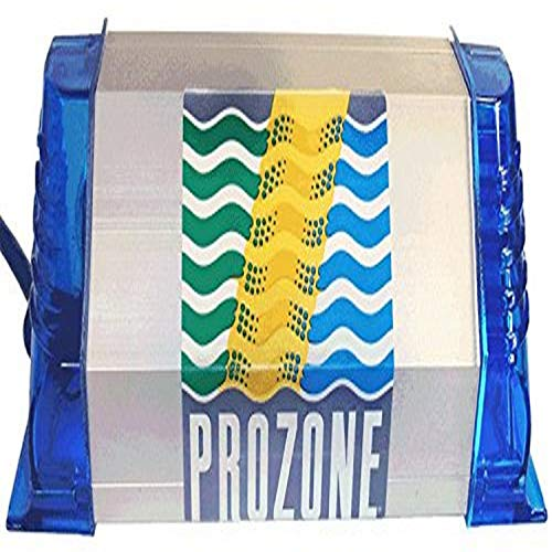 Prozone Water Products PZ1 220V Ozone System, 8' by 3-1/2' by 3', Silver