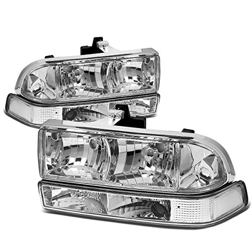 For Chevy S10/Blazer GMT 325/330 4Pcs Chrome Housing for sale  Delivered anywhere in USA