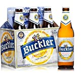 Buckler Non-alcoholic Beer Brewed in Holland By Heineken 6 Bottles
