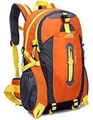 Sinwo 40L Outdoor Hiking Camping Waterproof Nylon Travel Rucksack Backpack Bag Waterproof Backpack Outdoor Backpack...