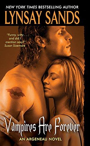 Vampires Are Forever: An Argeneau Novel (Argeneau Vampire Book 8)