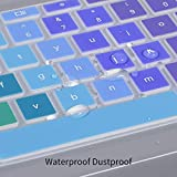 CaseBuy Colorful Ultra Thin Keyboard Cover for HP
