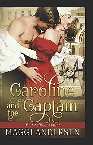 book cover of Caroline and the Captain