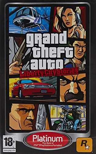 Grand Theft Auto: Liberty City Stories - PlayStation ()