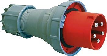 Ersatzprodukt Interflex TER-REC4 Zug/öse und F/ührungskopf f/ür Kabeleinziehb/änder Stahl und Nylon