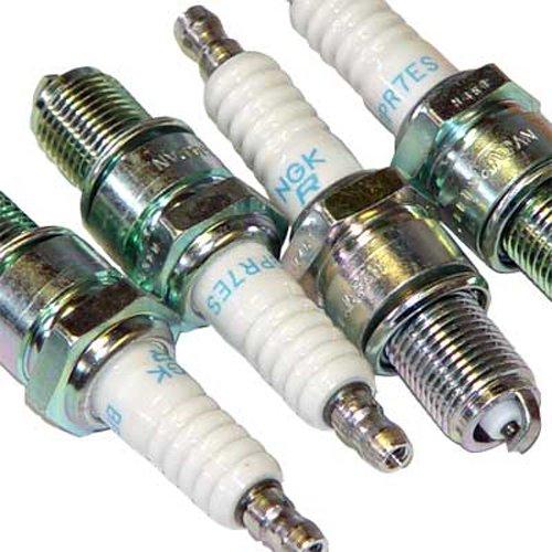 NGK 7131 BPR6ES Spark Plug 4 Pack BPR6ES-4PK