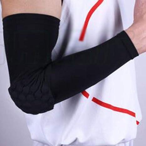 Manga del brazo, * 2 anticolisión, deportes equipo de protección ...