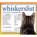 whiskerslist: the kitty classifieds 2015 Box/Daily (calendar)
