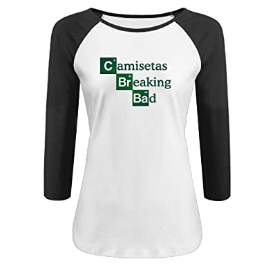 Amazon.com: Luyudong Camisetas-brba The Sleeves Of The Womans Sleeve Shoulder XL Black: Clothing