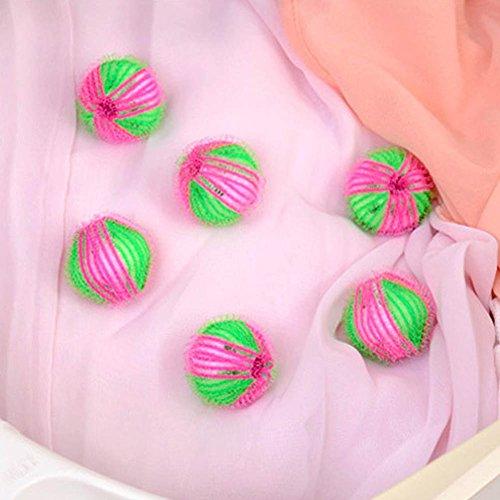 Lint Grabbing Balls - 4