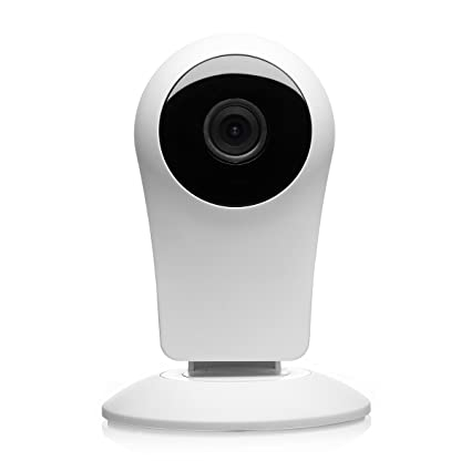 IP Cámara de Vigilancia Wifi, EMAX 720P HD IP Cámara de Seguridad Visión Nocturna,
