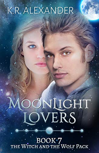 Moonlight Lovers: A Reverse Harem Shifter Romance (The Witch and the Wolf Pack Book - Witch Moonlight