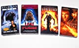 Thriller Collection #01: Deep Blue Sea; Lake Placid; Riddick; Reign of Fire (4pk)