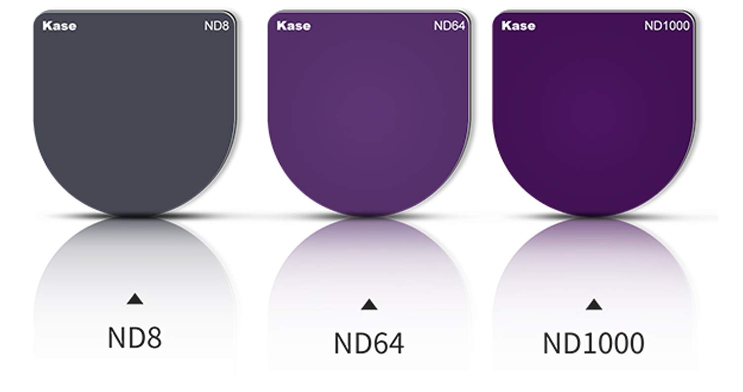 Kase Rear Lens ND 3 Filter Kit ND8 ND64 ND1000 3 6 10 Stop Compatible with Nikon AF-S NIKKOR 14-24mm f/2.8G ED Lens