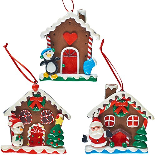 Christmas Decorations Gingerbread: Amazon.com