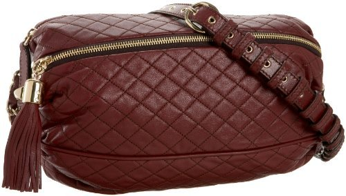 3b1fa44bf6 Image Unavailable. Image not available for. Colour: Dolce & Gabbana D&G  Quilted Lily Glam Bag
