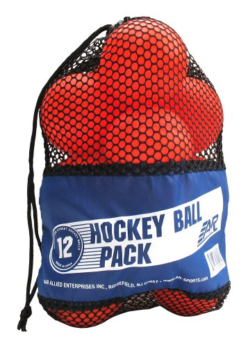 A&R Sports Hockey Ball (Pack of 12)