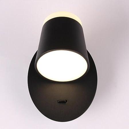 Applique Liseuse Simple Lampe Murale Avec Interrupteur Angle