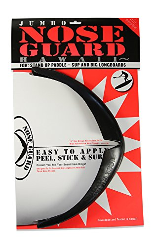 SurfCo - Jumbo Nose Guard for SUP and Big Longboards (Assorted Colors)