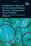 img - for Handbook of Research in International Human Resource Management, Second Edition (Elgar Original Reference) by Gunther K. Stahl (2012-09-30) book / textbook / text book