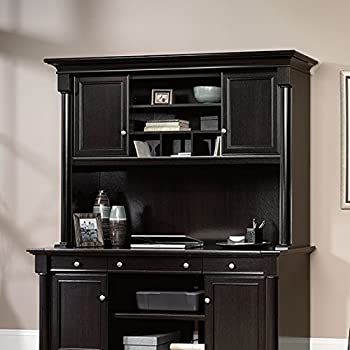 Amazon Com Sauder Avenue Eight Hutch Does Not Include