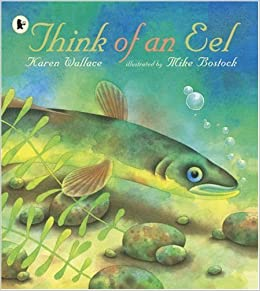 Image result for think of an eel