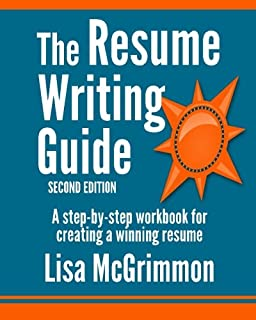 Elegant The Resume Writing Guide: A Step By Step Workbook For Writing A Winning