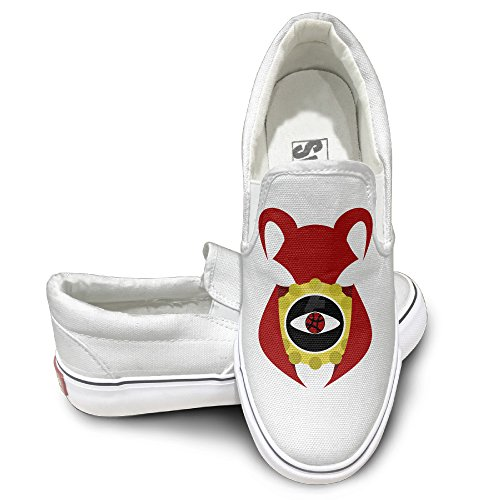 TAYC Super Magician Doctor Strange Logo Fancy Flats-Shoes White