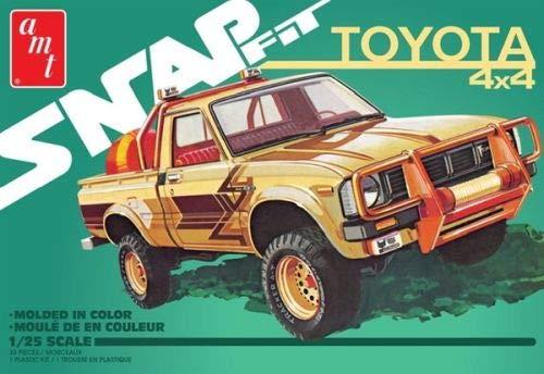 Toyota Pickup Truck 4x4 Model - 2
