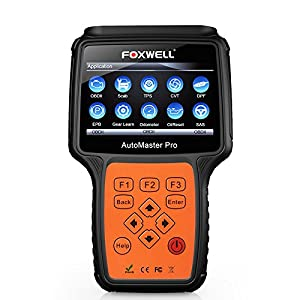 FOXWELL Professional Car Diagnostic Tool Obd2 Scanner