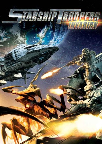 Starship Troopers : Invasion Film